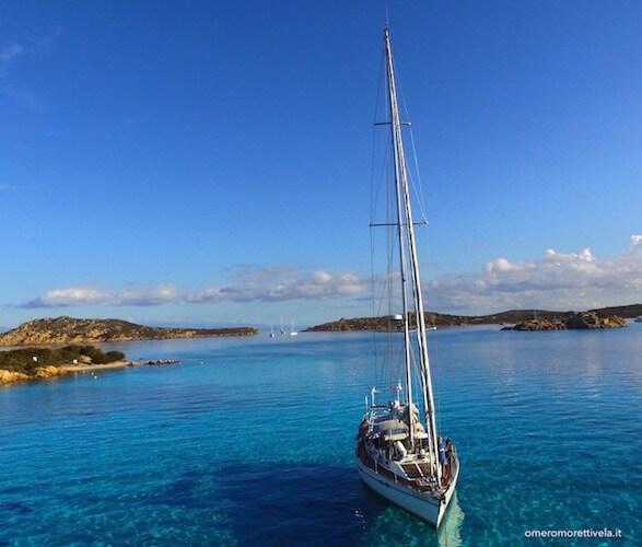 Freya sailing sardinia charter boat